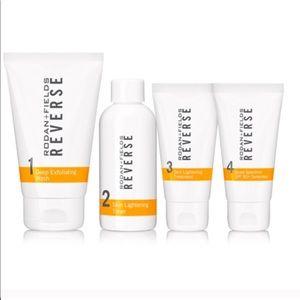 R+F REVERSE skin lightening treatment